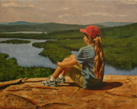 Girl with a Red Cap